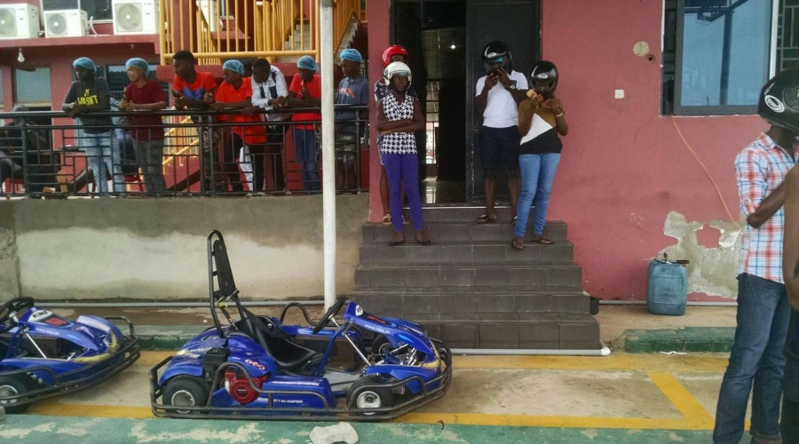 The Best Place for Go-Karting in Accra