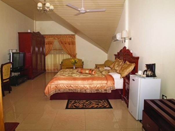 Crown Liberty Hotel - Beautiful Ghana
