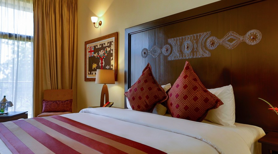 A Delightful Stay at Ridge Royal Hotel