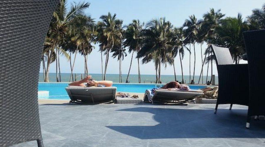 Top 5 Beaches in Ghana